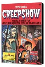 Creepshow - 27 x 40 Movie Poster - Style D - Museum Wrapped Canvas