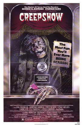 Creepshow - 11 x 17 Movie Poster - Style B