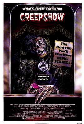 Creepshow - 27 x 40 Movie Poster - Style B