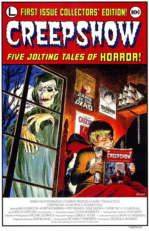creepshow movie posters from movie poster shop