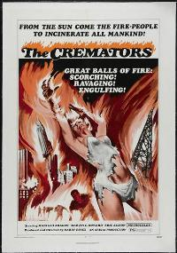 The Cremators - 27 x 40 Movie Poster - Style A