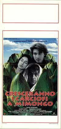 Cresceranno i carciofi a Mimongo - 13 x 28 Movie Poster - Italian Style A