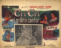 Cri Cri el grillito cantor - 11 x 14 Movie Poster - Style B