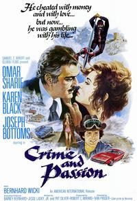 Crime & Passion - 11 x 17 Movie Poster - Style A