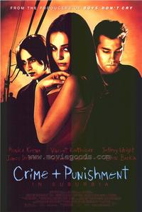 Crime and Punishment in Suburbia - 11 x 17 Movie Poster - Style A