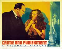 Crime and Punishment - 11 x 14 Movie Poster - Style A