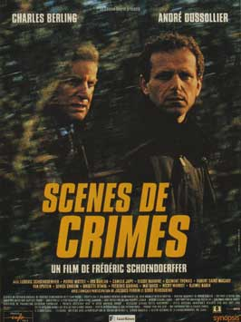 Crime Scenes - 11 x 17 Movie Poster - French Style A