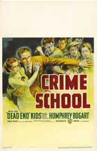 Crime School - 11 x 17 Movie Poster - Style F