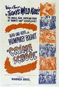 Crime School - 11 x 17 Movie Poster - Style C