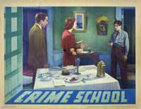 Crime School - 11 x 14 Movie Poster - Style A