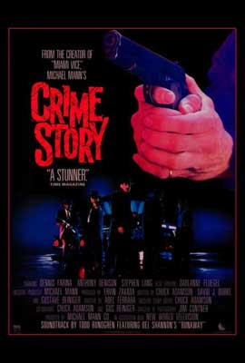Crime Story - 27 x 40 Movie Poster - Style A