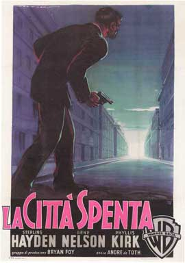 Crime Wave - 27 x 40 Movie Poster - Italian Style A