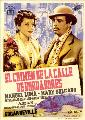 Crimen de la calle de Bordadores, El - 11 x 17 Movie Poster - Spanish Style A