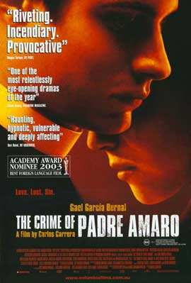 Crimen del padre Amaro, El - 11 x 17 Movie Poster - Style B