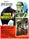 Crimen imperfecto - 11 x 17 Movie Poster - Spanish Style A