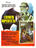 Crimen imperfecto - 43 x 62 Movie Poster - Spanish Style A