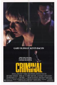 Criminal Law - 11 x 17 Movie Poster - Style A