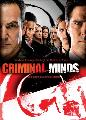 Criminal Minds - 11 x 17 Movie Poster - German Style A