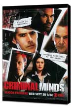 Criminal Minds - 11 x 17 TV Poster - Style B - Museum Wrapped Canvas