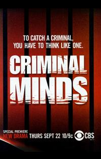 Criminal Minds - 11 x 17 TV Poster - Style A