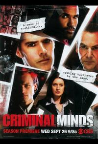Criminal Minds - 11 x 17 TV Poster - Style B