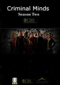 Criminal Minds - 27 x 40 TV Poster - Style C