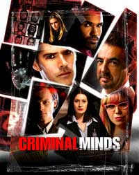 Criminal Minds - 27 x 40 TV Poster - Style B