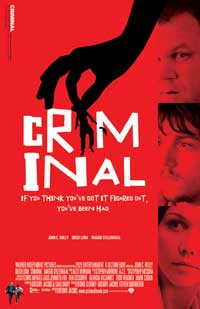 Criminal - 11 x 17 Movie Poster - UK Style A