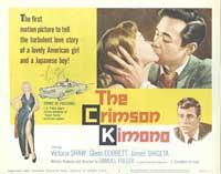 Crimson Kimono - 22 x 28 Movie Poster - Half Sheet Style A