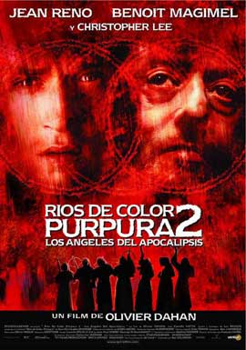 Crimson Rivers 2: Angels of the Apocalypse - 11 x 17 Movie Poster - Spanish Style A