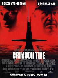 Crimson Tide - 43 x 62 Movie Poster - Bus Shelter Style A