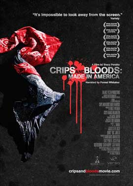 Crips and Bloods: Made in America - 11 x 17 Movie Poster - Style A