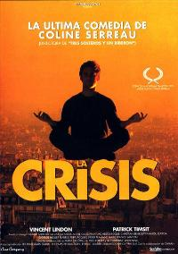 Crisis-Go-'Round - 11 x 17 Movie Poster - Spanish Style A