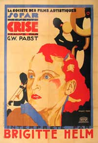 Crisis - 11 x 17 Movie Poster - French Style A