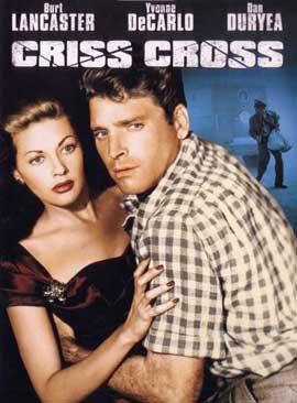Criss Cross - 11 x 17 Movie Poster - Style B