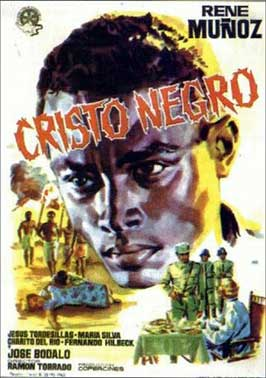 Cristo negro - 11 x 17 Movie Poster - Spanish Style A