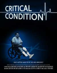 Critical Condition - 27 x 40 Movie Poster - Style A