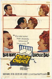 Critics Choice - 27 x 40 Movie Poster - Style A