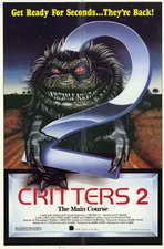 Critters 2: The Main Course - 11 x 17 Movie Poster - Style A
