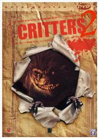 Critters 2: The Main Course - 27 x 40 Movie Poster - French Style A