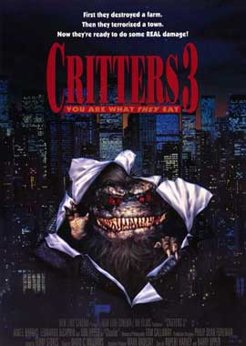 Critters 3 - 11 x 17 Movie Poster - Style A