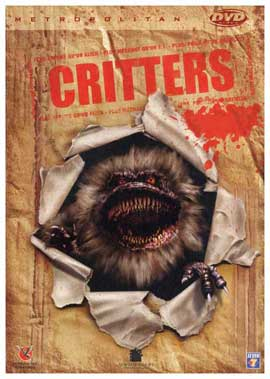 Critters - 27 x 40 Movie Poster - French Style A