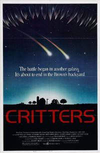 Critters - 43 x 62 Movie Poster - Bus Shelter Style B