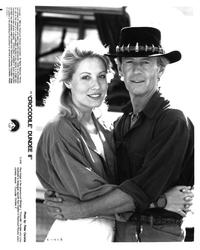 Crocodile Dundee 2 - 8 x 10 B&W Photo #2