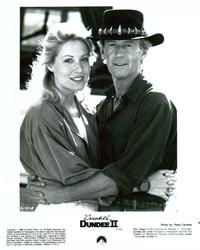 Crocodile Dundee 2 - 8 x 10 B&W Photo #17
