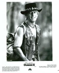 Crocodile Dundee 2 - 8 x 10 B&W Photo #5