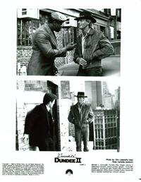 Crocodile Dundee 2 - 8 x 10 B&W Photo #9