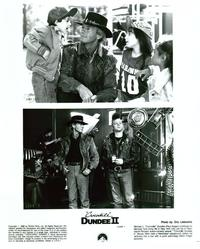 Crocodile Dundee 2 - 8 x 10 B&W Photo #11