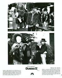 Crocodile Dundee 2 - 8 x 10 B&W Photo #12