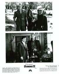 Crocodile Dundee 2 - 8 x 10 B&W Photo #15
